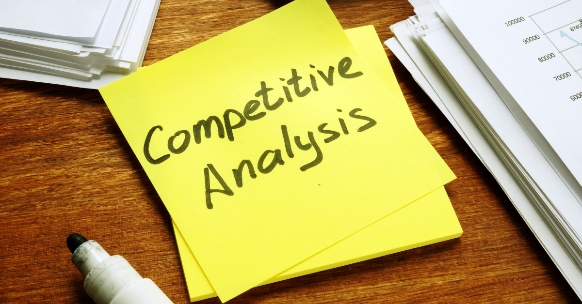 Keyword Research and Competitor Analysis - Competitor Research Services In Ireland