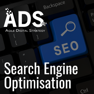 SEO - Search Engine Optimisation available from Agile Digital Strategy