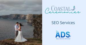 Header for SEO of Coastal Ceremonies Blog post