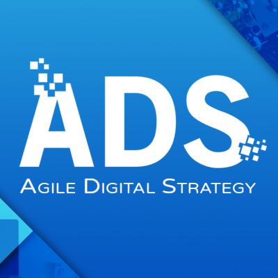 Agile Digital Strategy Logo - Build brand authority online - ecommerce seo